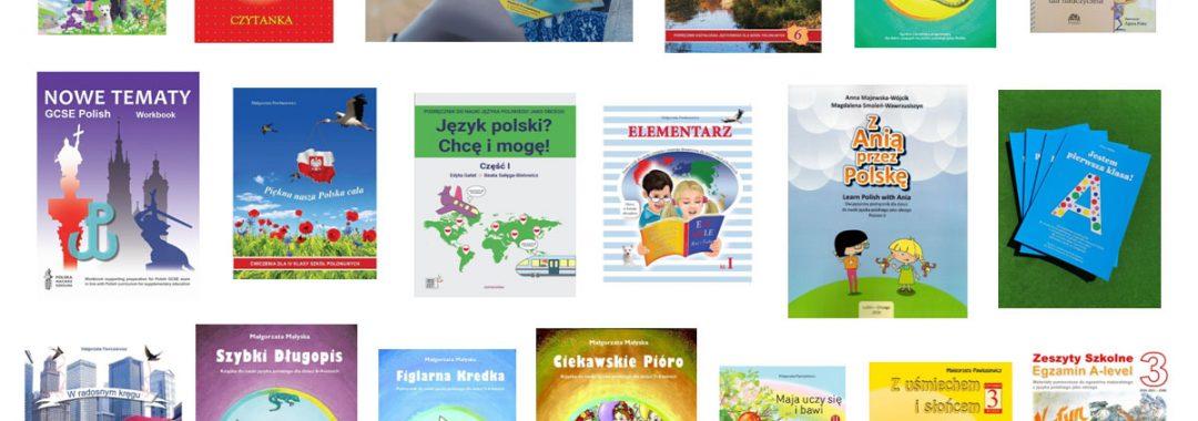 przegląd podręczników dla dzieci polonijnych