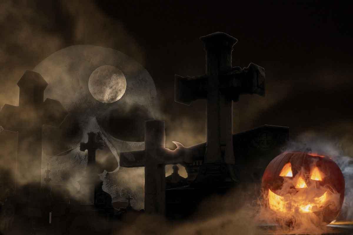 duszki, zaduszki, halloween