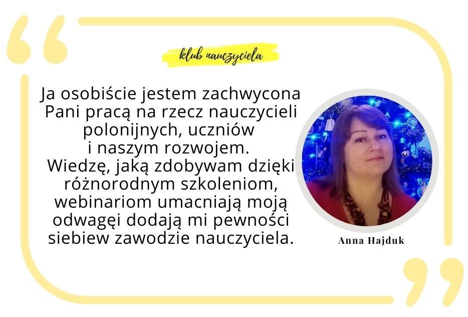 Anna Hajduk1